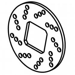 Vented Brake Disk