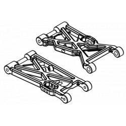 Front/Rear Wishbone Set (1xFront 1xRear)