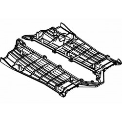 On-Road Chassis Side Guard Left / Right Set
