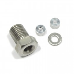 Turtle Racing V2 Pullstart Stainless Steel Cable Guide