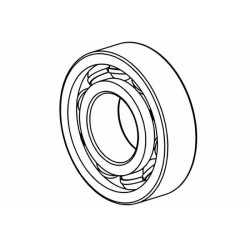 Ball Bearing 6901 2RS 12x24x6