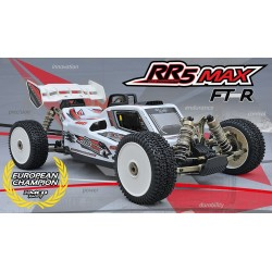 RR5 Max Rolling Chassis FT-R 2020