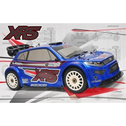 XR5 Rally Rolling Chassis Competition