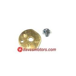 Choke Plate / Screw for Walbro WT Carburetors