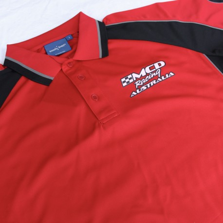 Team MCD RACING AU Polo Shirt