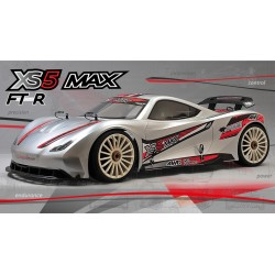 XS5 Max Rolling Chassis FT-R