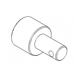 One-way Differential Drive Shaft