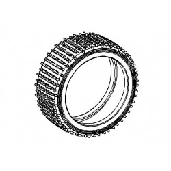 Tyre 160mm Micro Stud BS