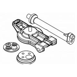 Fuel Tank Lid / Posts Composite Set