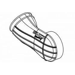 Air Filter / Carburetor L Intake TPE Rubber