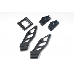 Rally X4 Rear Wing Set