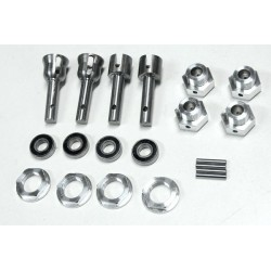 EVO1-2-3 to EVO4 Wheel Conversion Set