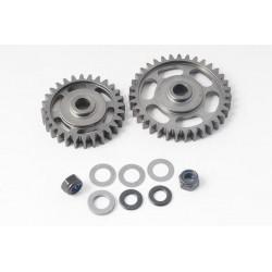 Steel Gear Z28 - Z35 (A/B)