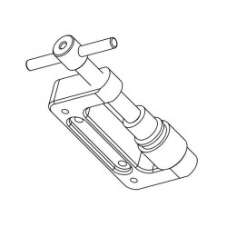 Alloy Rose Joint Jig