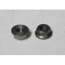 Wheel Nut M6 Left Thread