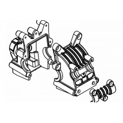 Front / Rear Diff House Set