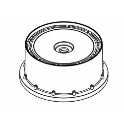 Wheel Black Dish Disc Xross-Max 190mm