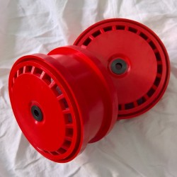 Buggy Wheel Speed Disk EVO Red