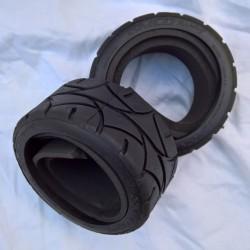 Rally Asphalt Tyre MCD Patterned Blue Spot Ultra Grip