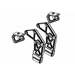 RR5 Max Rear Wing Mounts