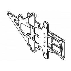 Wheelbase Extender Bracket (From 560mm to 610mm)