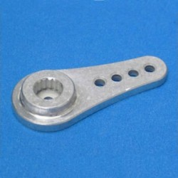Alloy Horn for Multiplex / Hitec Servos Single Sided