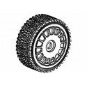 Tyre 160mm Dirt Xross Rally BS + Wheel