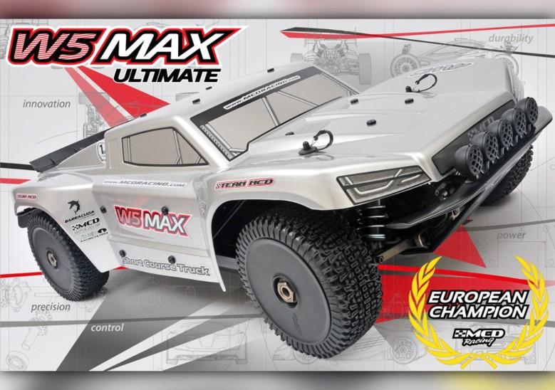 MCD W5 MAX Ultimate