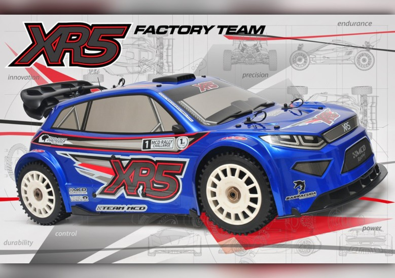 XR5 Factory Team Spec