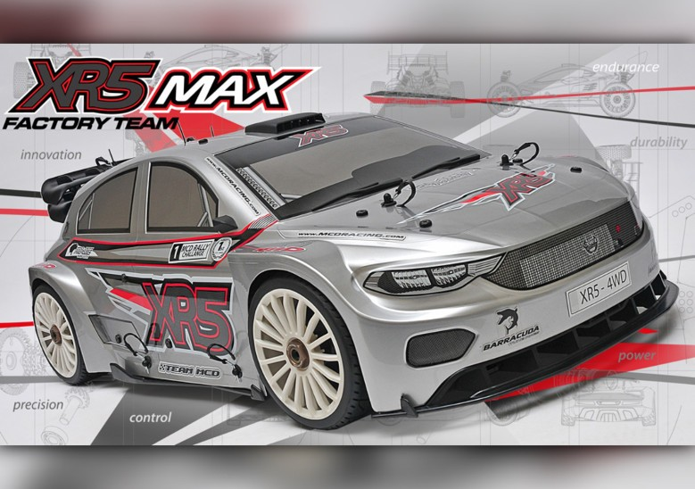 MCD XR5 MAX Factory Team